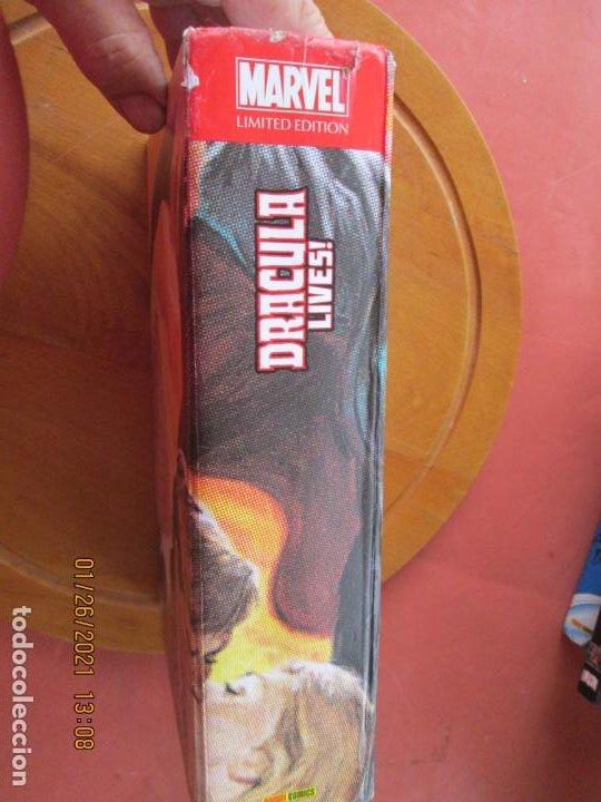 Cómics: DRACULA LIVES ! MARVEL LIMITED EDITION Nº 0506 DE 1500 - Foto 10 - 237398830