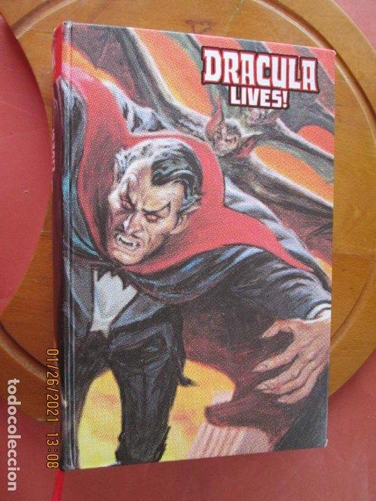 DRACULA LIVES ! MARVEL LIMITED EDITION Nº 0506 DE 1500 (Tebeos y Comics - Panini - Marvel Comic)