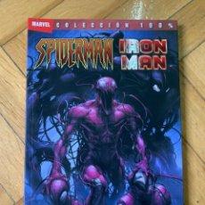 Cómics: SPIDERMAN - IRON MAN: EL REGRESO DE MATANZA - EXCELENTE ESTADO. Lote 237471580