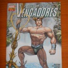 Comics: LOS VENGADORES VOL. 3 Nº 82 - MARVEL - PANINI (7F). Lote 237841480