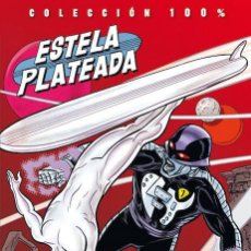 Cómics: 100% MARVEL. ESTELA PLATEADA TOMO 2. MUNDOS DISTINTOS. PANINI. SILVER SURFER.. Lote 238091345