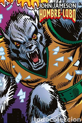 JOHN JAMESON. HOMBRE LOBO (MARVEL LIMITED EDITION) (Tebeos y Comics - Panini - Marvel Comic)