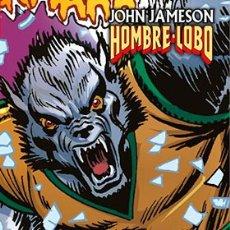 Cómics: JOHN JAMESON. HOMBRE LOBO (MARVEL LIMITED EDITION). Lote 262396935