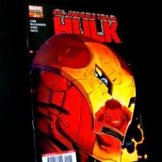 Cómics: DE KIOSCO EL INCREIBLE HULK 2 COMICS PANINI MARVEL. Lote 239367535