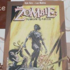 Cómics: THE ZOMBIE: SIMON GARTH: MARVEL: KILE HOTZ: PANINI. Lote 239390265