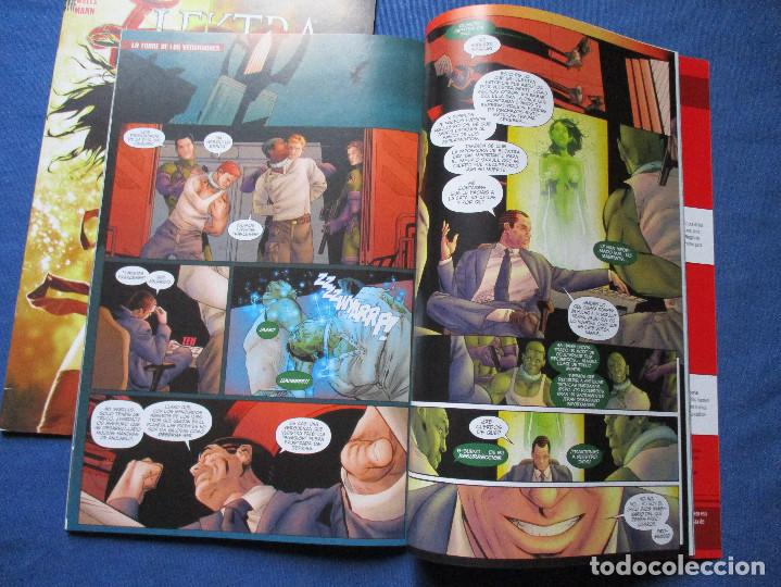 Cómics: MARVEL / ELEKTRA / REINADO OSCURO / OBRA COMPLETA 2 NÚMEROS / PANINI - Foto 6 - 239392620