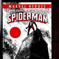 Cómics: PETER PARKER EL ESPECTACULAR SPIDERMAN 2 : PUNTO DE RUPTURA - PANINI / MARVEL HEROES 74 / TAPA DURA. Lote 239714725