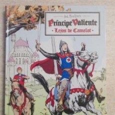 Cómics: PRINCIPE VALIENTE. LEJOS DE CAMELOT. Lote 239983730