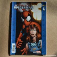 Cómics: ULTIMATE SPIDERMAN, Nº 4. LITERACOMIC. Lote 240170120