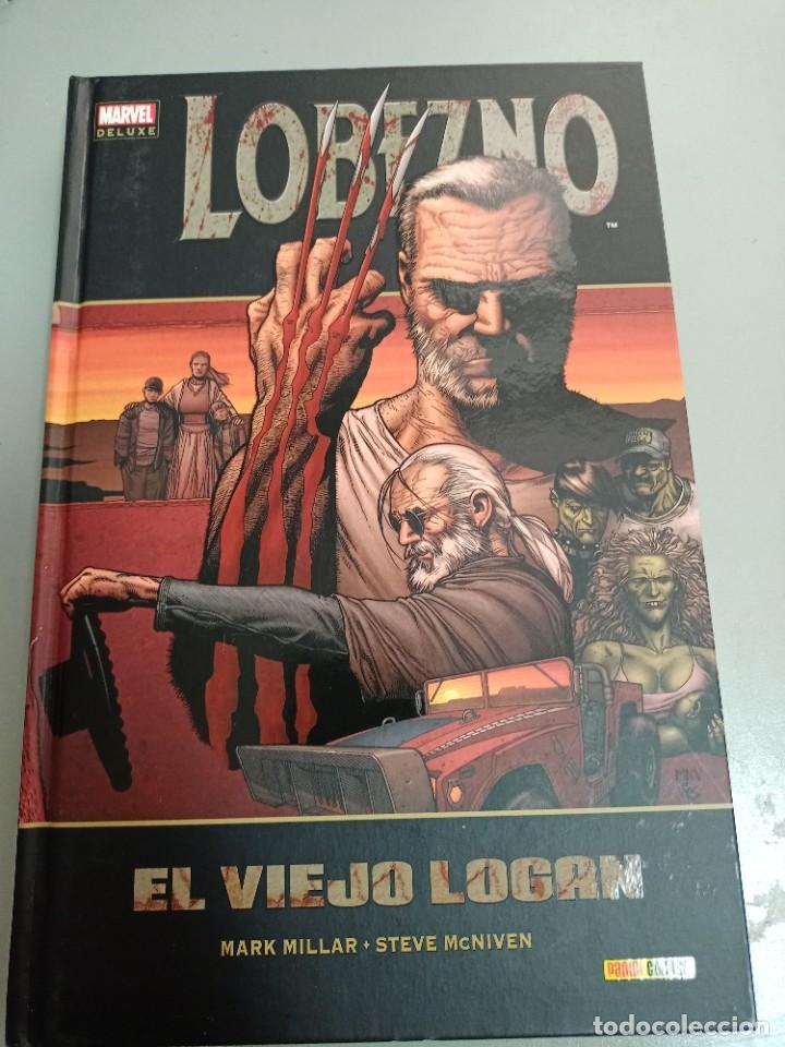 X LOBEZNO. EL VIEJO LOGAN, DE MILLER Y MCNIVEN (PANINI) (Tebeos y Comics - Panini - Marvel Comic)