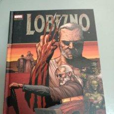 Cómics: X LOBEZNO. EL VIEJO LOGAN, DE MILLER Y MCNIVEN (PANINI). Lote 240426215