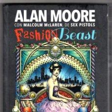 Cómics: FASHION BEAST. ALAN MOORE CON MALCOLM MCLAREN, DE SEX PISTOLS. ANTONY JOHNSTON. FACUNDO PERCIO. Lote 240452290