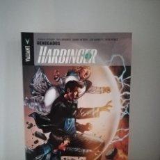 Cómics: HARBINGER UNIVERSO VALIANT NÚMERO 2 PANINI ALETA. Lote 240543805