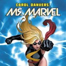 Cómics: CAROL DANVERS MS MARVEL 1 : LA MEJOR DE LOS MEJORES - PANINI / 100% MARVEL HC / TAPA DURA. Lote 240552505