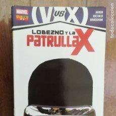 Cómics: LOBEZNO Y LA PATRULLA X. Nº 6. PANINI. Lote 240558735