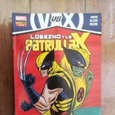 Cómics: LOBEZNO Y LA PATRULLA X. Nº 10. PANINI. Lote 240558880