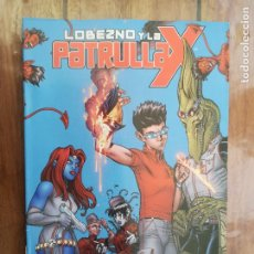 Cómics: LOBEZNO Y LA PATRULLA X. Nº 17. PANINI. Lote 240559085