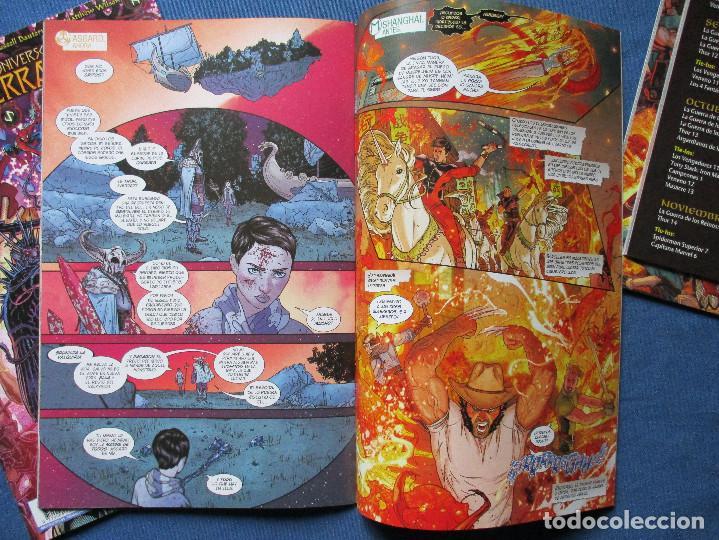 Cómics: MARVEL / UNIVERSO MARVEL / LA GUERRA DE LOS REINOS / COMPLETA 4 NÚMEROS de JASON AARON - Foto 11 - 241170220