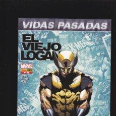 Comics: EL VIEJO LOGAN VOL 1 - Nº 80 080 - LOBEZNO VIDAS PASADAS PARTE 3 Y 4 DE 4 - PANINI -. Lote 241273190