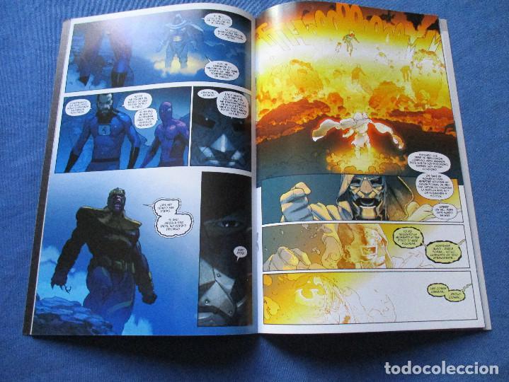 Cómics: MARVEL / SECRET WARS / COMPLETA EN 9 NÚMEROS de JONATHAN HICKMAN - Foto 13 - 241661215