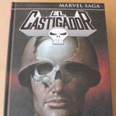 Cómics: MARVEL SAGA 14 - CASTIGADOR 1 - NACIMIENTO - GARTH ENNIS - PANINI - NUEVO. Lote 241829750