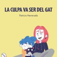 Cómics: LA CULPA VA SER DEL GAT - PANINI / EVOLUTION / TAPA DURA / CATALÀ. Lote 241939175