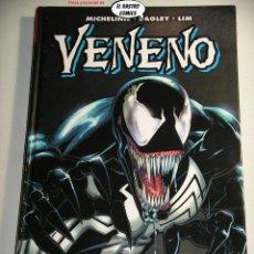 Comics : VENENO, PROTECTOR LETAL, ED. PANINI, MARVEL, TOMO, PRESTIGE, VENOM. Lote 242046220