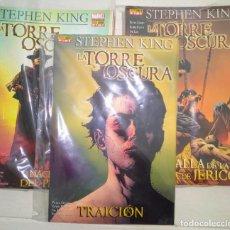Cómics: LA TORRE OSCURA DE STEPHEN KING. PANINI. COMPLETA 30 NÚMEROS. Lote 242051915