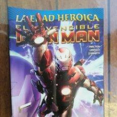Cómics: IRON MAN. VOL 2. Nº 1. PANINI. Lote 242219040