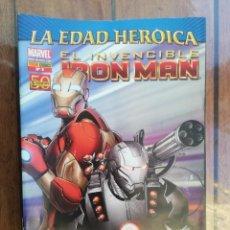 Cómics: IRON MAN. VOL 2. Nº 2. PANINI. Lote 242219090