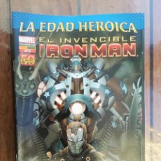 Cómics: IRON MAN. VOL 2. Nº 3. PANINI. Lote 242219170