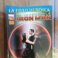 Cómics: IRON MAN. VOL 2. Nº 5. PANINI. Lote 242219255
