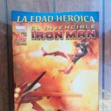 Cómics: IRON MAN. VOL 2. Nº 6. PANINI. Lote 242219290
