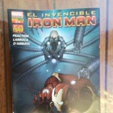 Cómics: IRON MAN. VOL 2. Nº 11. PANINI. Lote 242219545