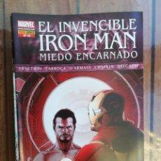 Cómics: IRON MAN. VOL 2. Nº 12. PANINI. Lote 242219610