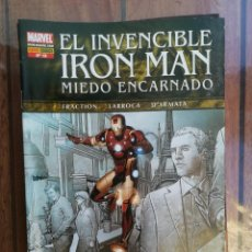 Cómics: IRON MAN. VOL 2. Nº 13. PANINI. Lote 242219930