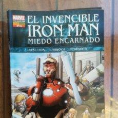 Cómics: IRON MAN. VOL 2. Nº 14. PANINI. Lote 242220225