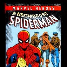 Cómics: EL ASOMBROSO SPIDERMAN 3 : LA IDENTIDAD DEL DUENDE - PANINI / MARVEL HEROES 58 / NUEVO Y PRECINTADO. Lote 266009773
