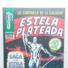 Cómics: ESTELA PLATEADA- LA SAGA DE ESTELA PLATEADA- MARVEL GOLD - PANINI COMICS-2010. Lote 243560055