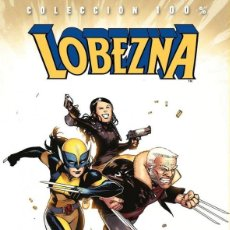 Cómics: LOBEZNA. CIVIL WAR II COLECCION 100%. PANINI. 152 PAGINAS. Lote 243650110