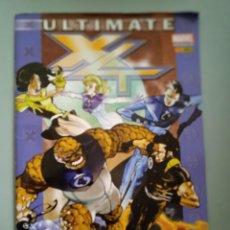 Cómics: ULTIMATE: X-MEN Y 4 FANTASTICOS - MINISERIE USA RECOGIDA EN UN SOLO COMIC - PANINI (2007). Lote 243699805
