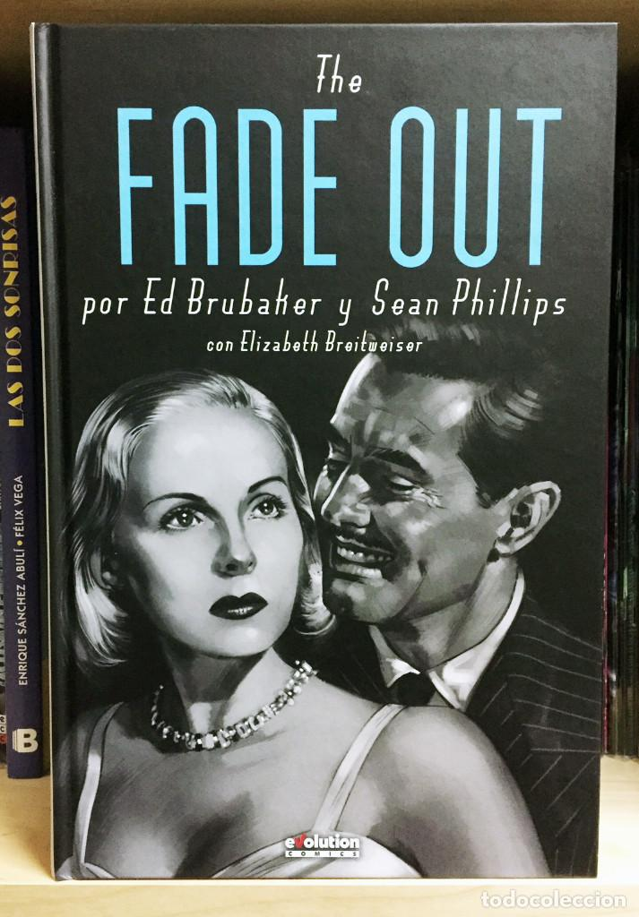 THE FADE OUT , DE ED BRUBAKER Y SEAN PHILLIPS. PANINI CÓMICS, EVOLUTION CÓMICS. 1ª EDICIÓN (Tebeos y Comics - Panini - Otros)