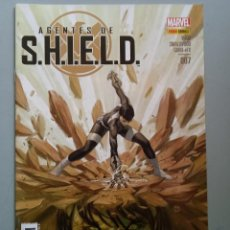 Comics: AGENTES DE SHIELD 7-PANINI COMICS. Lote 243912515
