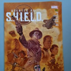Comics: AGENTES DE SHIELD 9-PANINI COMICS. Lote 243912630
