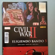 Comics: CIVIL WAR 2 ELIGIENDO BANDO 5-PANINI COMICS. Lote 243913860