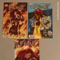 Cómics: X-MEN LA CANCION FINAL DE FENIX PANNINI COMICS. Lote 243987885