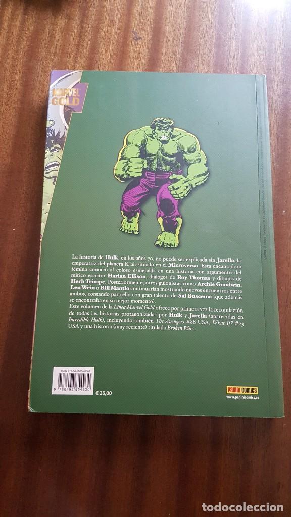 Cómics: HULK . EL INCREIBLE HULK - Foto 2 - 244021420