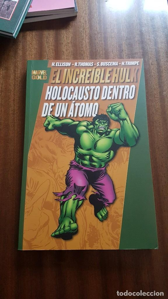 HULK . EL INCREIBLE HULK (Tebeos y Comics - Panini - Marvel Comic)