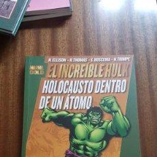 Cómics: EL INCREIBLE HULK. Lote 244021420