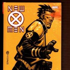 Cómics: NEW X-MEN DE GRANT MORRISON 5 : ATAQUE A ARMA PLUS - PANINI / MARVEL / TAPA DURA. Lote 244488435